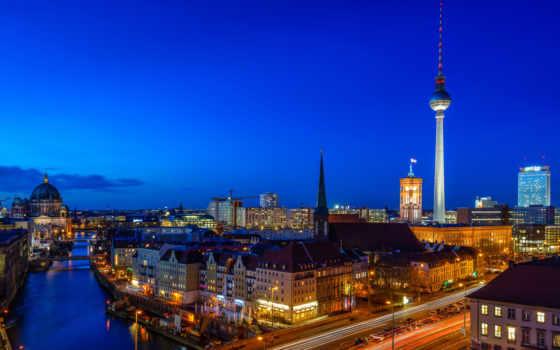 город, berlin, abyss, free, планшетный, башня, фон, устройство, компьютер, smartphone