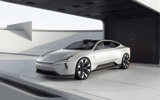 precept, polestar, concept, electric, электромобиль, будущее, company