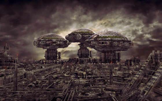 апокалипсис, лом, darkness, iron, коррозия,
