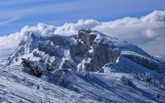 mountains, гора, скалистый, tapety, winter, peak, resimleri, pictures, pin,