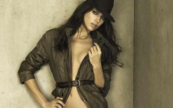 irene, качать, irina, shayk, xti, рекламе, новой, русская, зимней, осенне, красавица,