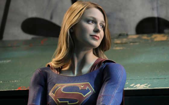 benoist, melissa, supergirl, batwoman, супергёрл,
