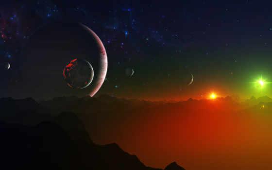 космос, планета Фон № 24498 разрешение 2560x1600