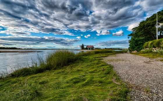 остров, long, stony Фон № 57254 разрешение 1920x1080