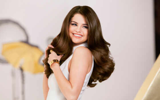 selena, gomez, pantene, photoshoot, new,