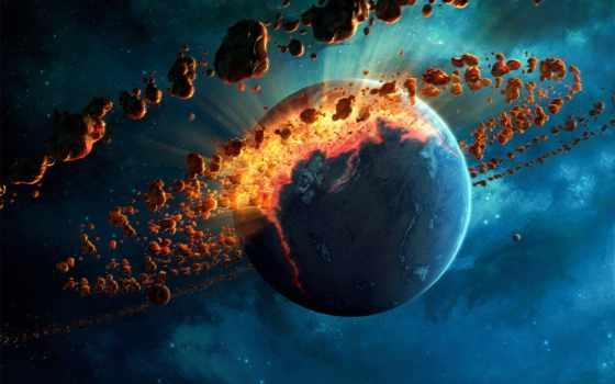 cosmos, planet, art, фантастика, bang, уничтожение, планеты, more, разное, красивые,