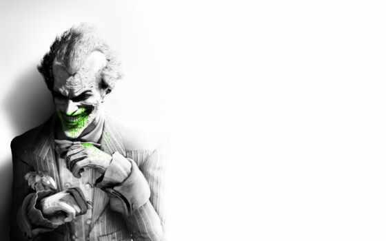 arkham, game, joker, город, batman, otzyv, story, own, владелец