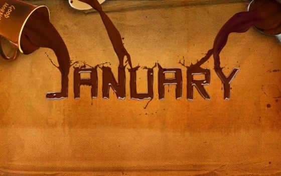 january, calendar