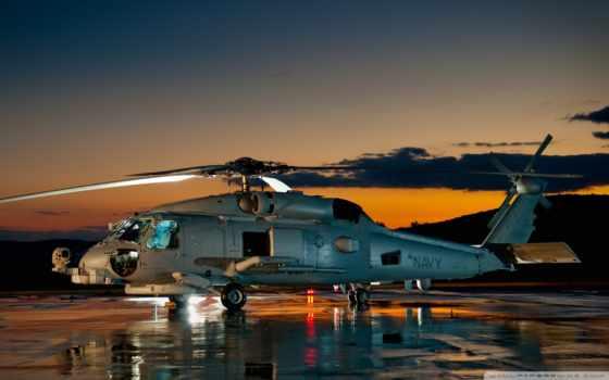 красивых, подборка, девушек, вертолет, многоцелевой, hawk, sea, sikorsky, си,