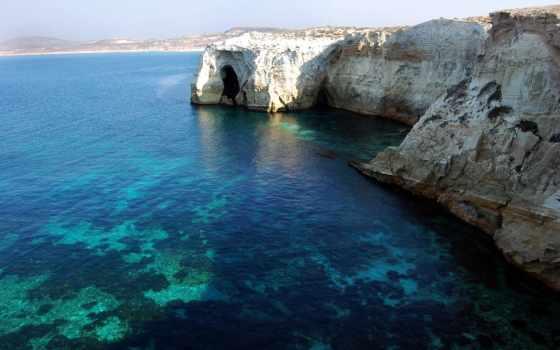 landscape, море