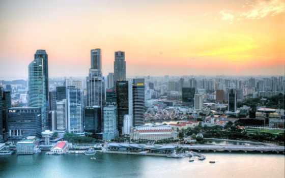 singapore, широкоформатные