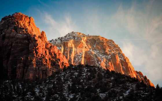 resolution, park, national, оц, utah, points, zion,