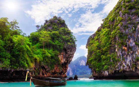 природа, krabi, спа, landscape, таиланд, аоь, нанг, bay,