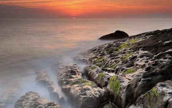 закат, природа, top, scarica, ocean, images,