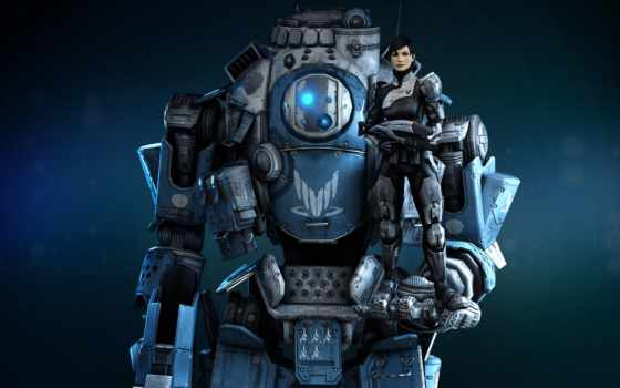 effect, mass, robot, titanfall, shepard, titanium, andromeda, alliance,