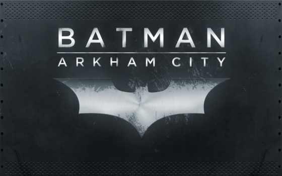 batman, город, arkham