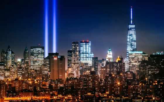 ночь, square, york