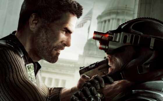 splinter, клеточка, conviction, tom, clancy, игры,