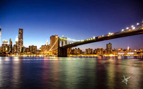 new, york, бруклин