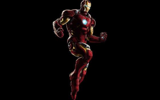 мужчина, iron, marvel, avengers, alliance, los, stark,