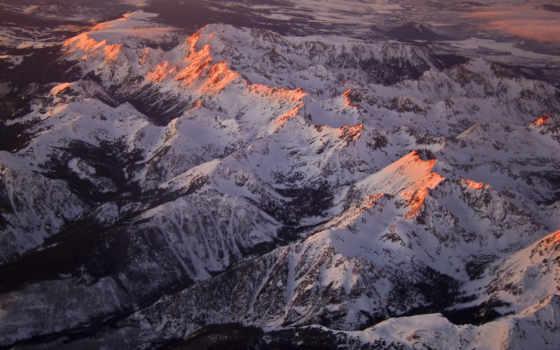 горы, duvar, manzara