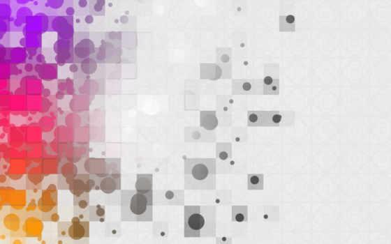квадраты, абстракция, узоры