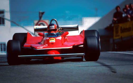 villeneuve, gilles, ferrari, formula, racing, one, pinterest, was, prix, вильнев,