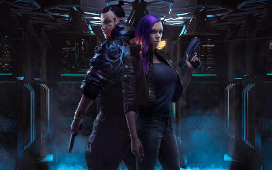 cyberpunk, game