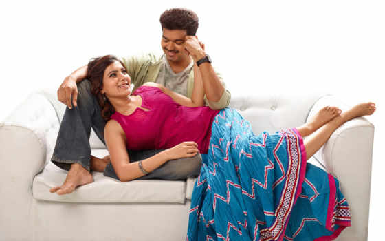 movie, samantha, vijay