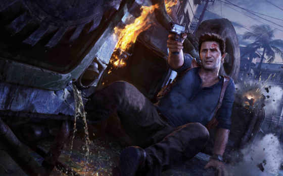 game, uncharted, конец, вор, thiefs,