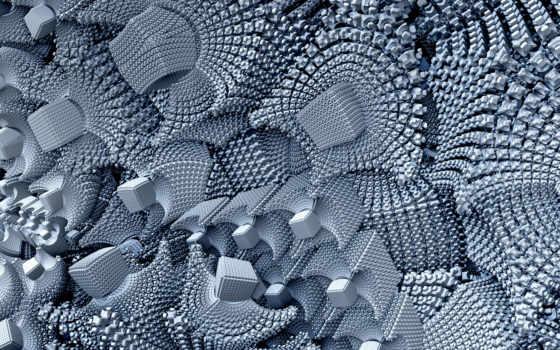 абстракция, широкоформатные, рендер, кубы, заставки, абстракции, разрешением,