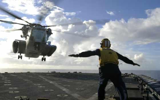 вертолет, вертолеты, посадка