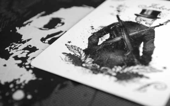 joker, карты, map, страница, надписи, картонный, остов, картинка, batman, бетман,