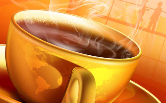 кофе, чашка