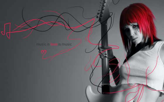 music, love