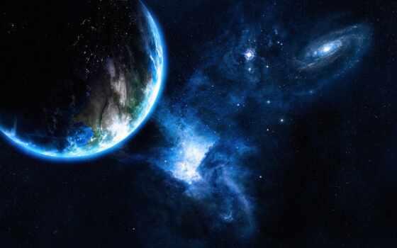 space, galaxies Фон № 24201 разрешение 1920x1200