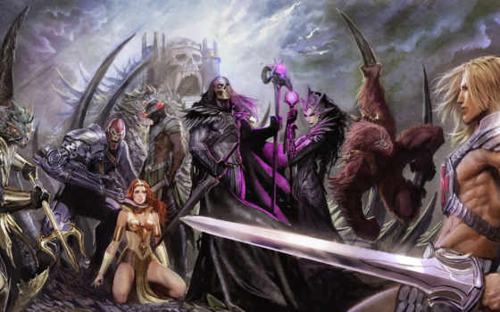 universe, мастерс, мужчина, movie, skeletor, мечи, монстры, магия, воители,