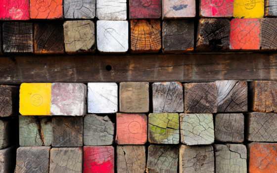 wood, текстуры, фон, краска, lumber, many, full,