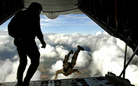out, прыжок, jumping, airplane, ан, air, самолёт, www, hercules,