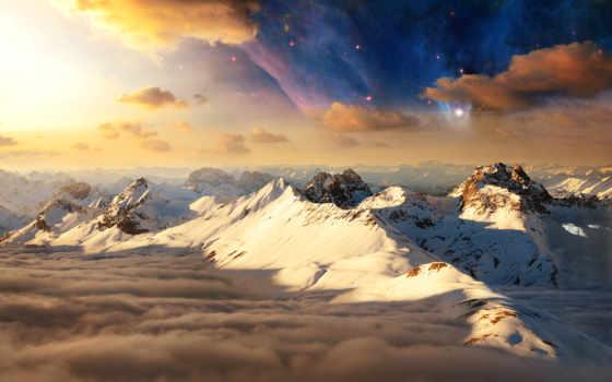 desire, spread, просить, горы, символ, пытаясь, лес, mountains, ди, one,