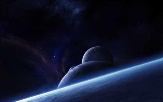 космос, планеты Фон № 17460 разрешение 1680x1050