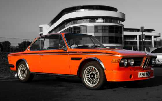 bmw, csl, cars, more, загрузить, orange,