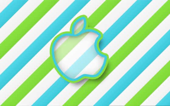 apple, бренды, blue