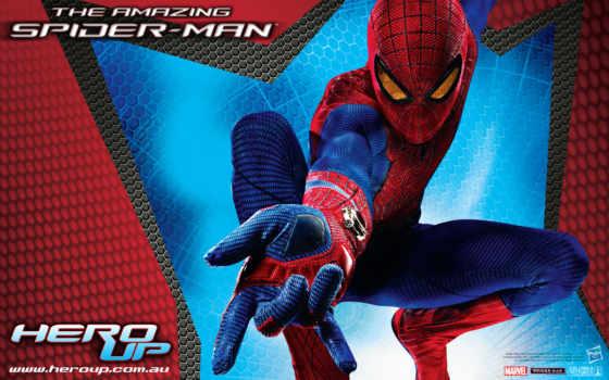 паук, мужчина, amazing