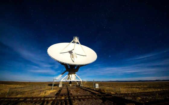 антенна, поле, небо, plain, горизонт, огни, звезды, смотреть, купить,