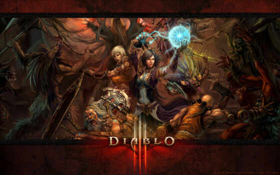 diablo, battle