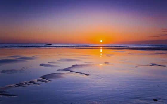море, сияние