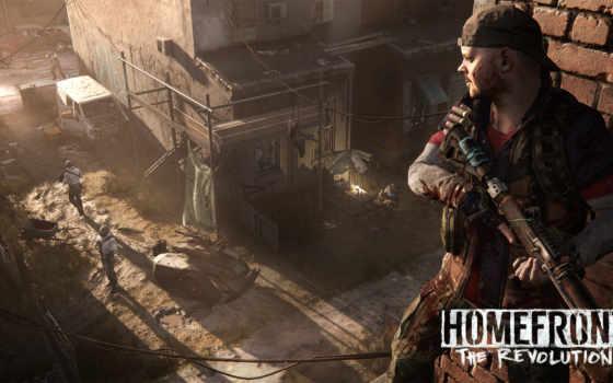 homefront, revolution,