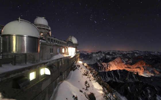 observatory, midi, peak, астрономическая, горе,