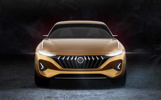 pininfarina, седан, concept, сенсорными, kinetic, hybrid, electric, company, седана, дисплеями,